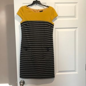 New Directions size 6 dress with pockets